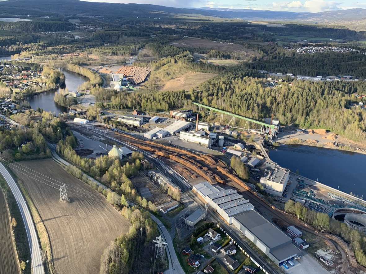 Vow ASA launches Vow Industries and signs letters of intent for pioneering environmental industry at Follum, Norway