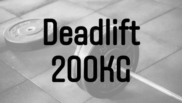 デッドリフト200kgが誰でも達成できる方法を解説【参考メニューあり】 | 筋トレ研究所