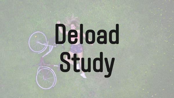 筋トレとディロードの研究結果や効果的な方法【筋肥大の効率向上?】 | 筋トレ研究所