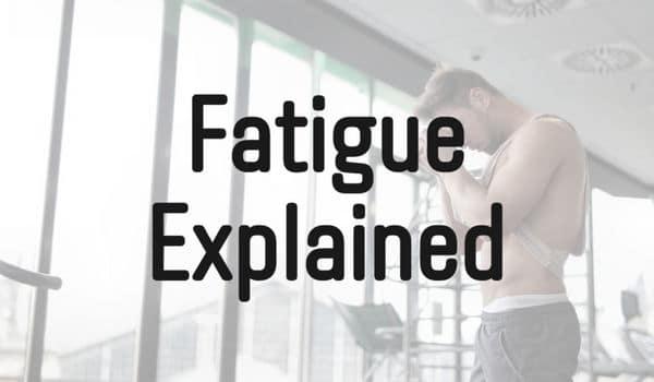 トレーニングにおける疲労の解説 | 筋トレ研究所