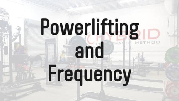 パワーリフティングのトレーニング頻度について考える | 筋トレ研究所