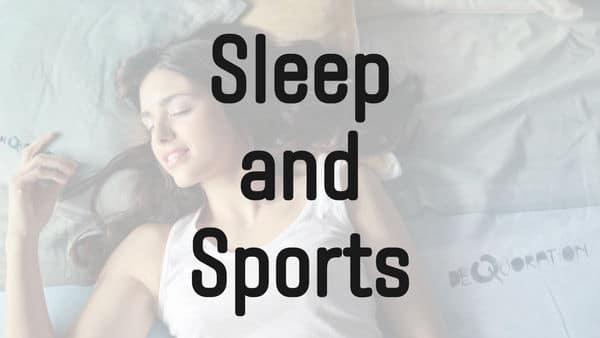 【睡眠と運動】睡眠不足が原因でパフォーマンスが落ちる可能性 | 筋トレ研究所