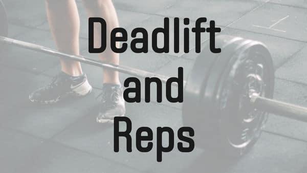 デッドリフトは低レップでトレーニングするべき【筋力向上目的】 | 筋トレ研究所