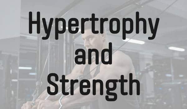 筋力と筋肥大トレーニングの違いを考察 | 筋トレ研究所