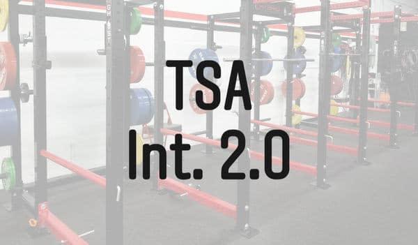 TSA中級2.0プログラムの内容と評価 【パワーリフター必見】 | 筋トレ研究所