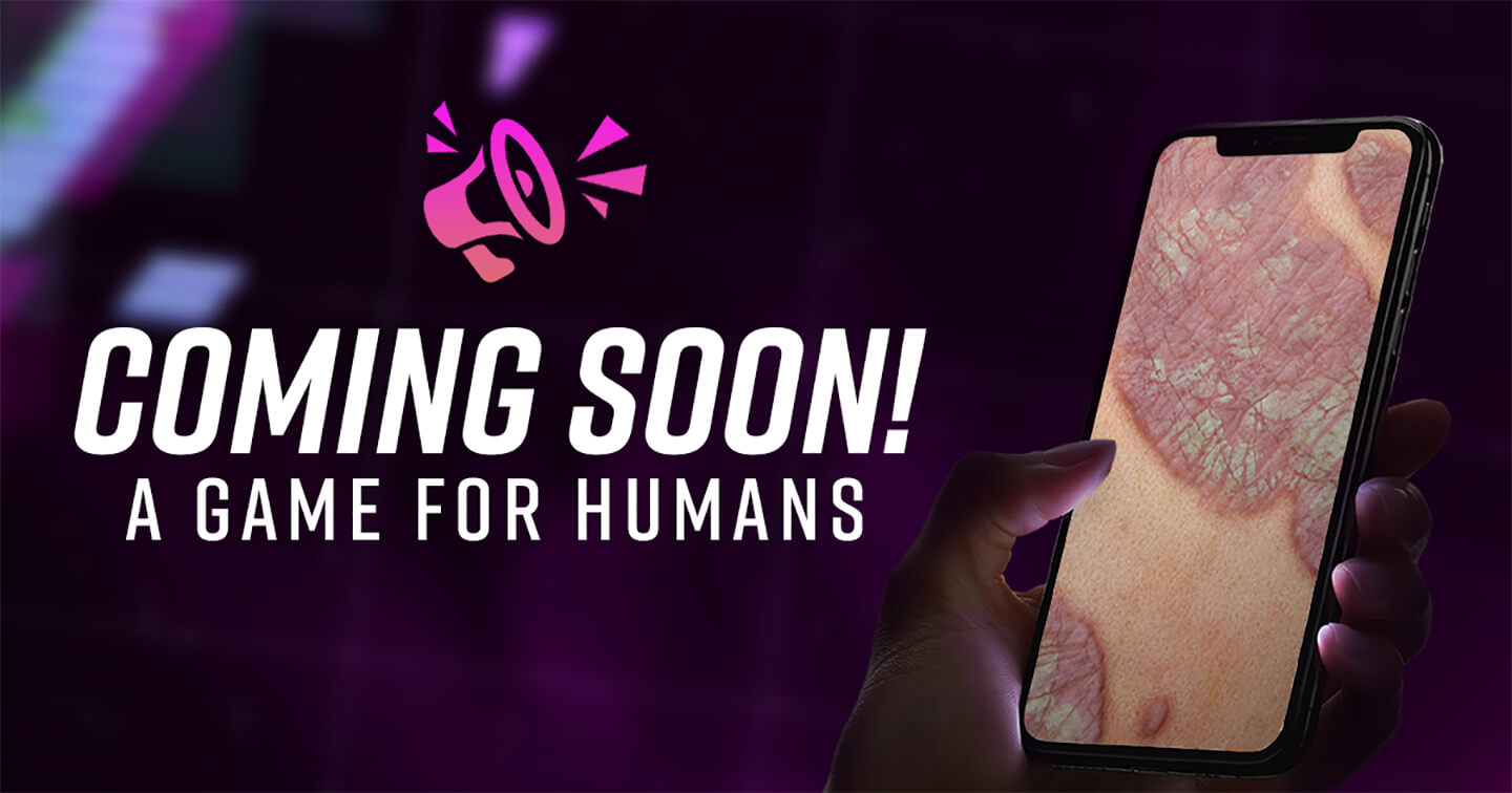 coming soon game for humans