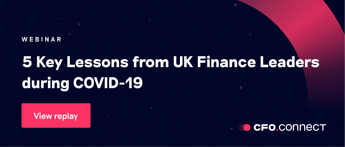 COVID & Finance UK edition webinar replay
