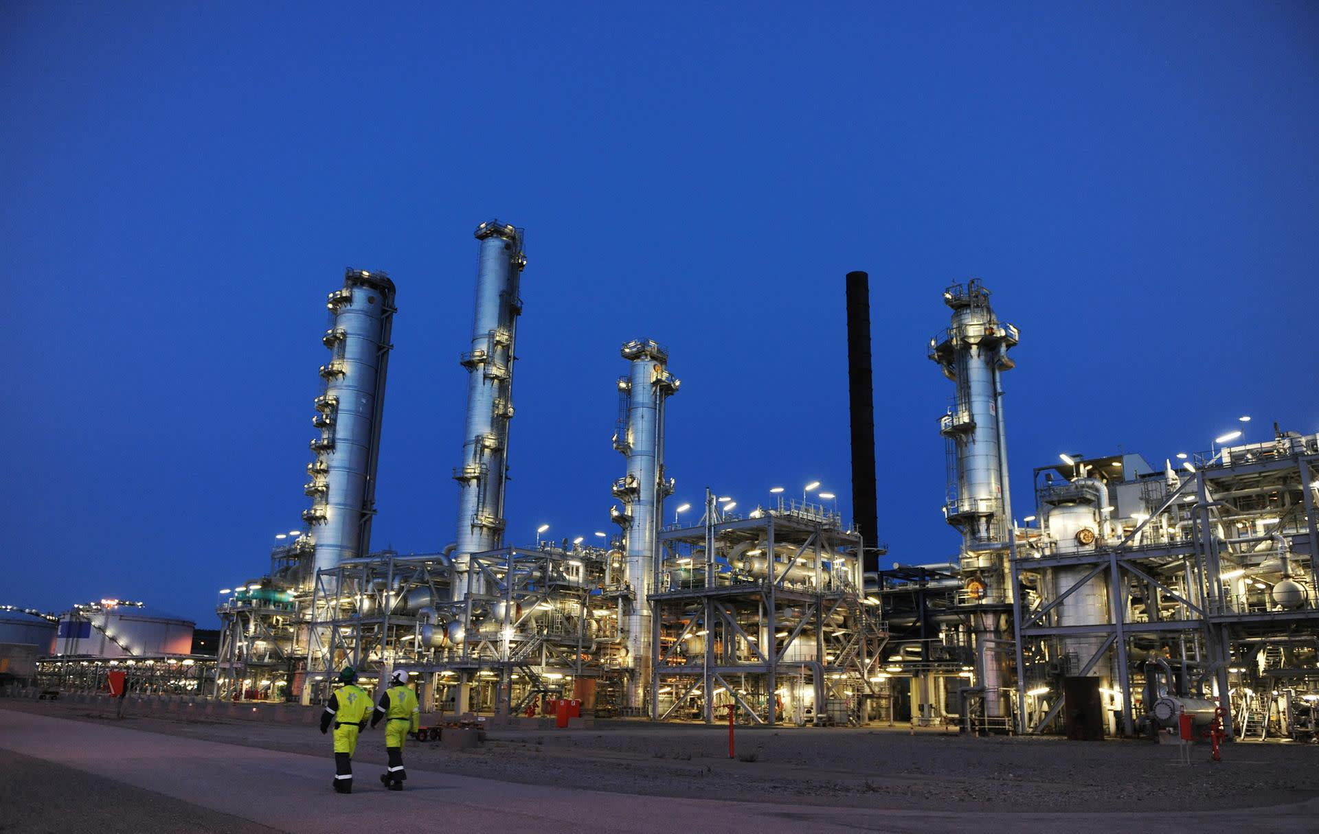 Our Environment Power Station