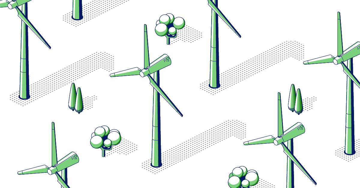 Producing power: Wind generation in the UK