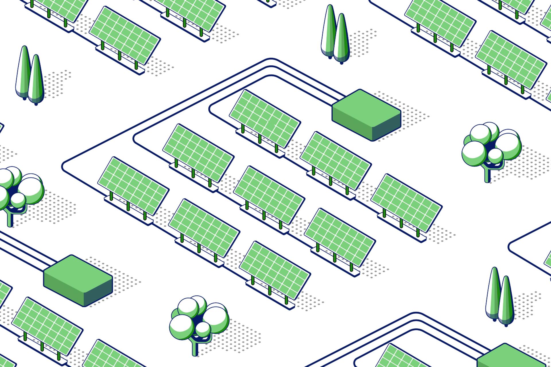 Producing power: Solar generation in the UK - Hero Image
