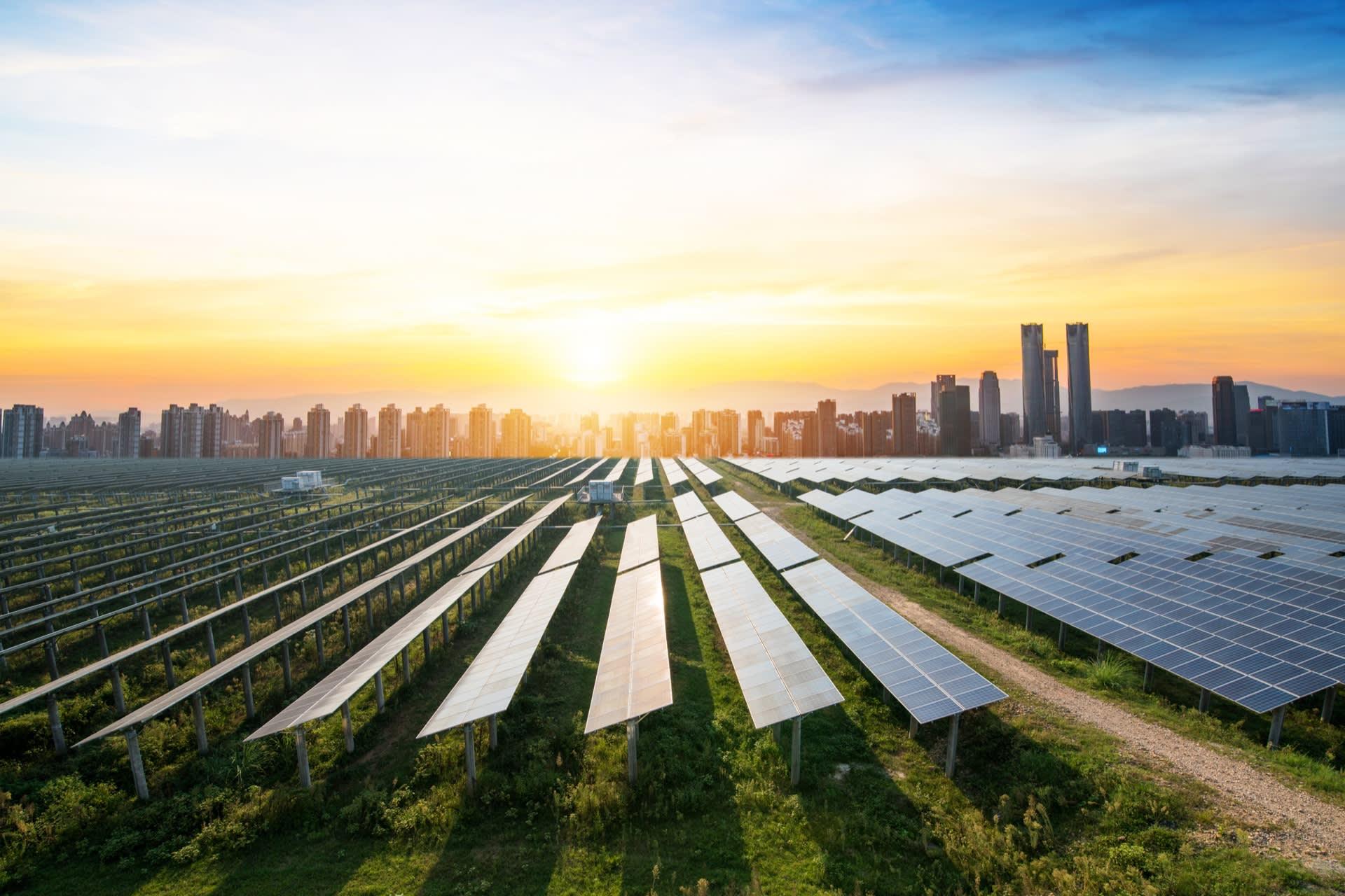 Guaranteeing your supply of renewable power - Hero Image