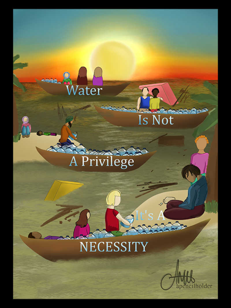 The Necessity of Water