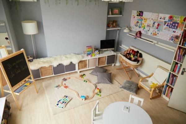La Petite Bulle tiney home nursery - setting image