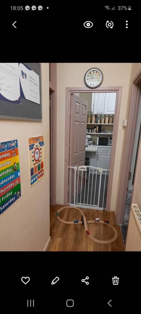 Stepping Stones  tiney home nursery - setting image
