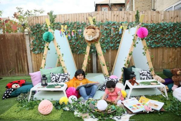 Petite Childcare's tiney home nursery - setting image