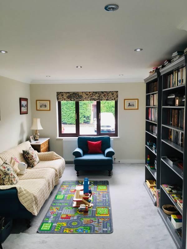 Camelia's tiney home nursery - setting image