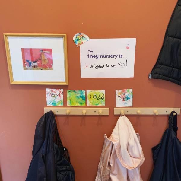 Heyday tiney home nursery - setting image