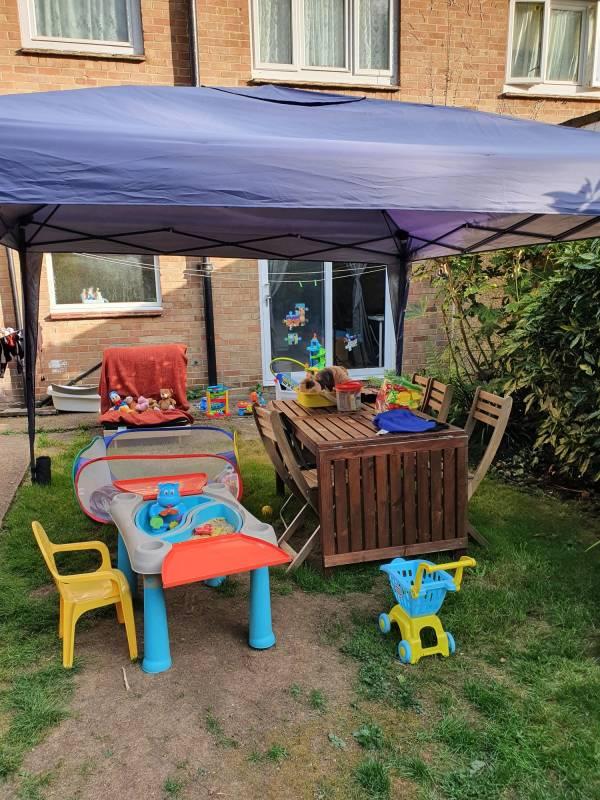 Mari tiney home nursery - setting image