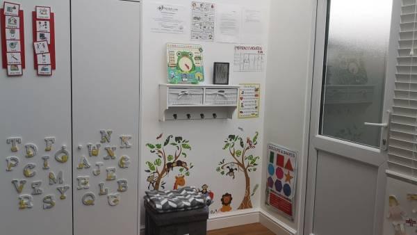 Emss tiney home nursery - setting image