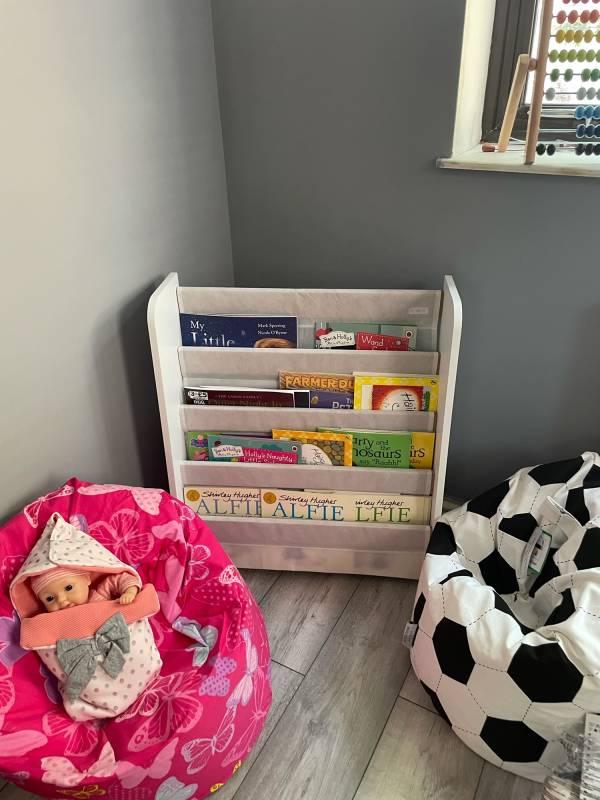 Tiny Adventurers tiney home nursery - setting image