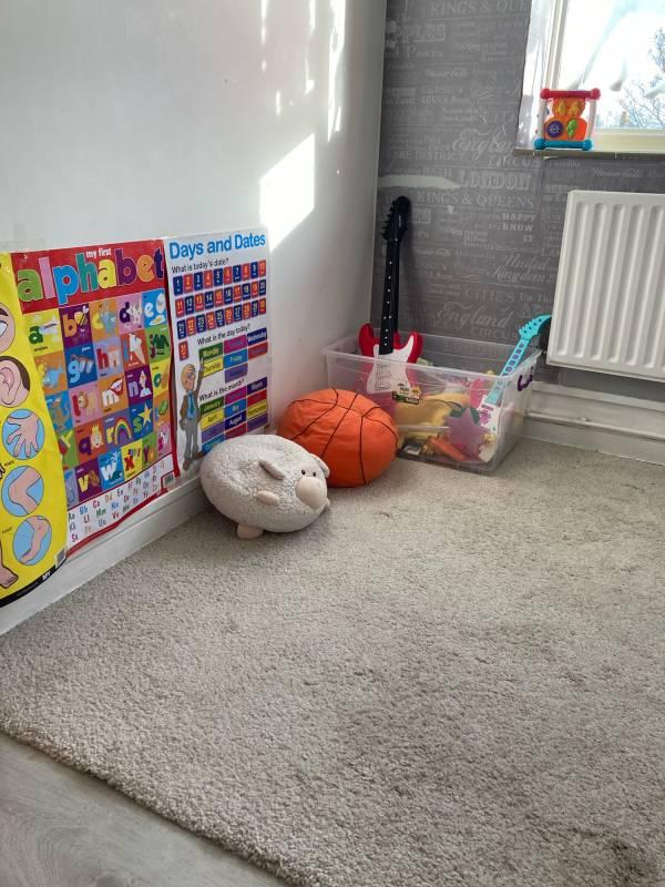 Noah's  tiney home nursery - setting image