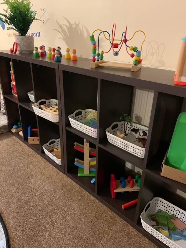 Faranesu tiney home nursery - setting image