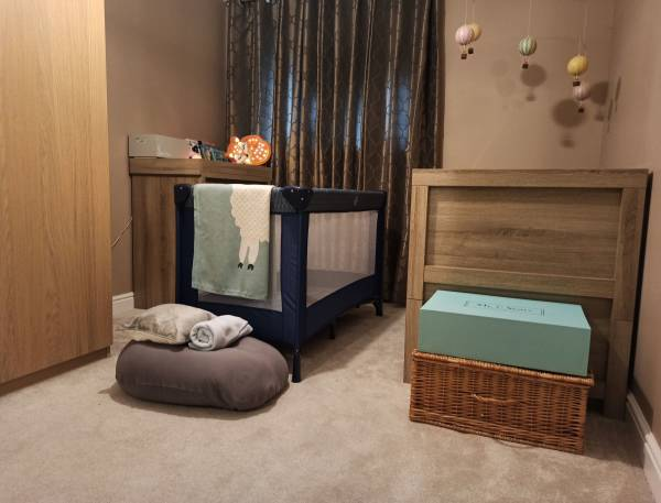 Growing minds tiney home nursery - setting image