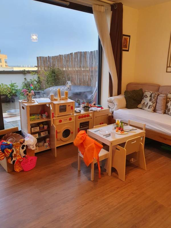 Tiba's Tiny Treasures  tiney home nursery - setting image