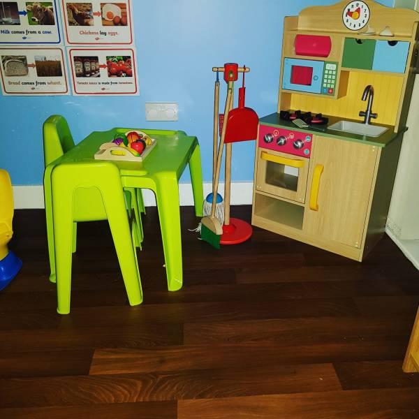 Busybodies tiney home nursery - setting image