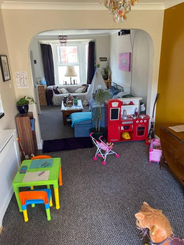 Bright Sparks  tiney home nursery - setting image