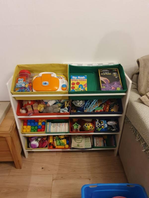 Tiney Steps- Runa's tiney home nursery - setting image