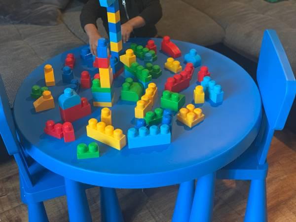 Tiny Explorer's  tiney home nursery - setting image