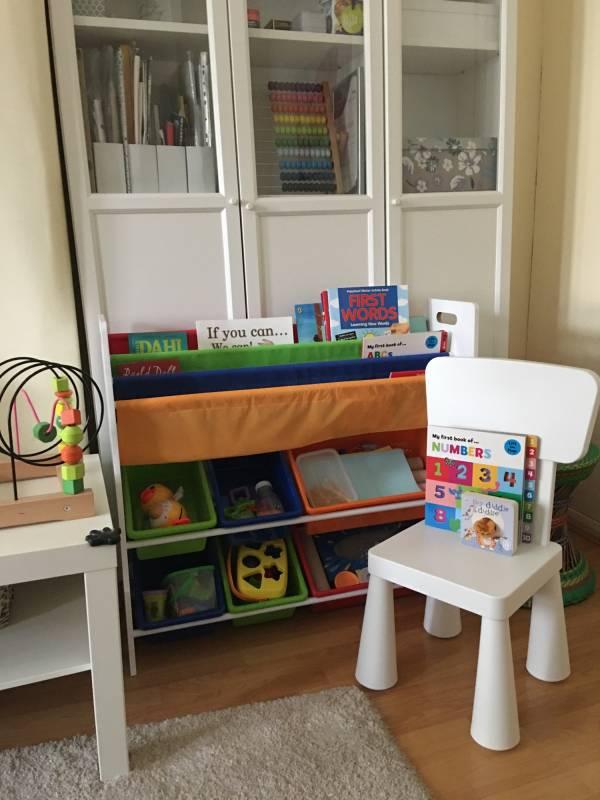 Rouzina's  tiney home nursery - setting image