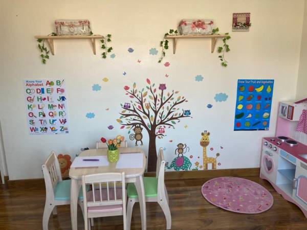 Little Bell tiney home nursery - setting image