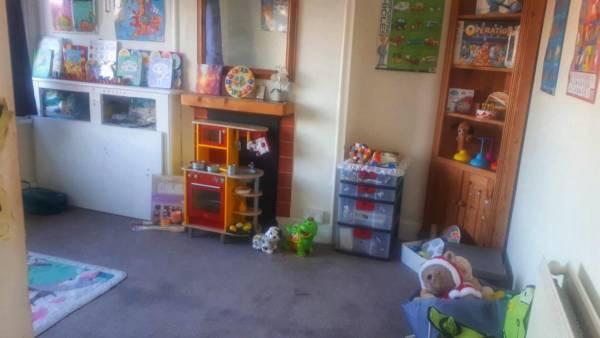 Edimara Loddo tiney home nursery - setting image
