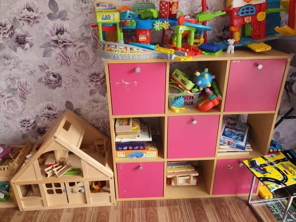 Emma's  tiney home nursery - setting image
