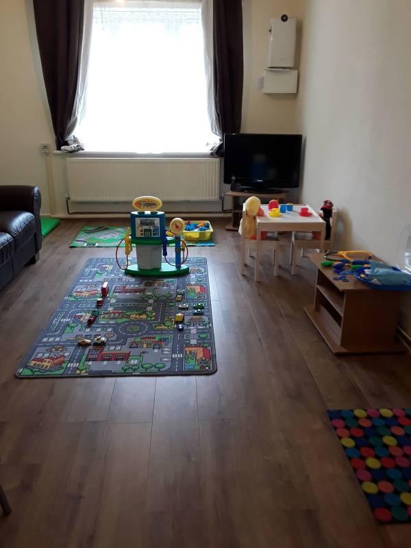 Hope  tiney home nursery - setting image