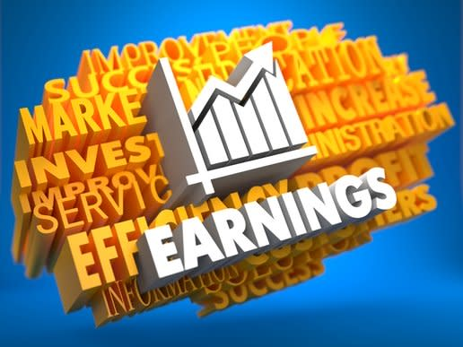 earnings worldcloud image