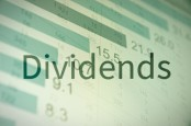 Dividend With PC Background