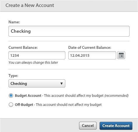 YNAB screenshot 3