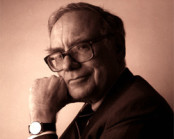 Head shot of Warren Buffett