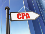 CPA on Street Sign