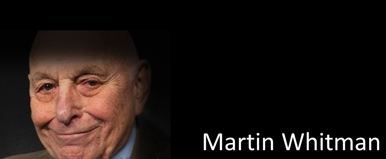 Martin Whitman Quotes