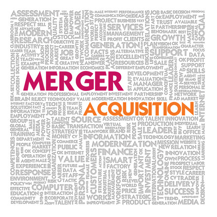5 Big Mergers & Acquisitions