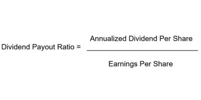 Payout Ratio Equation