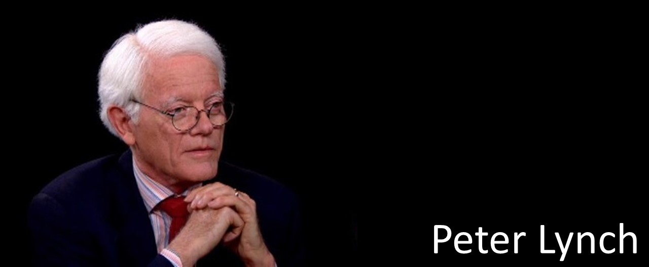 Peter Lynch Quotes