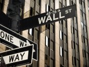 Image of wall street sign