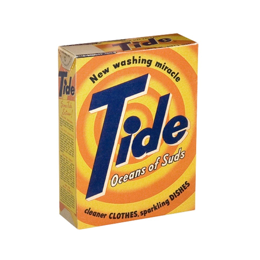 Tide, The Washday Miracle
