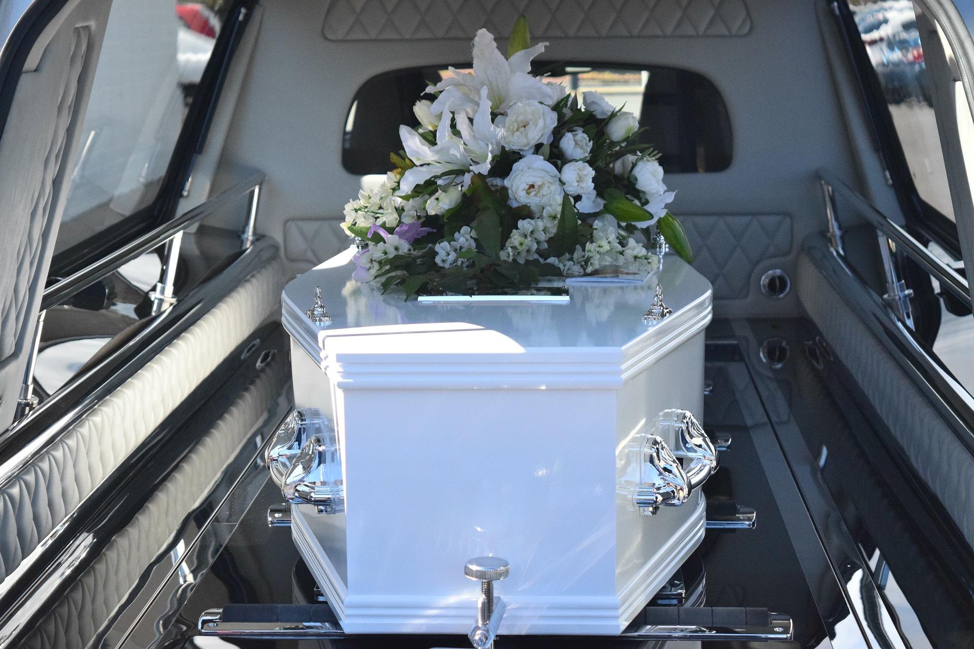Zmarła babcia