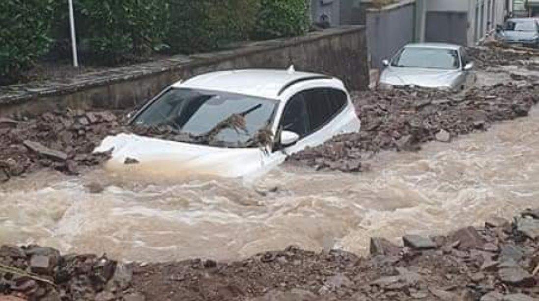 Powódź Niemcy